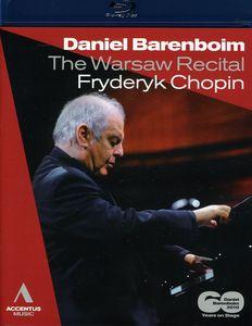 Warsaw Recital Daniel Barenboim
