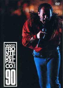 Fronte Del Palco Live 90 (Pal/ Region 0) [Import]