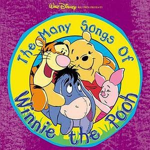 Many Songs of Winnie the Pooh /  Various [Import]