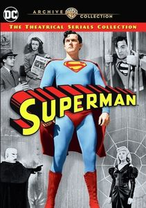 Superman Serials: The Complete 1948 And 1950 Collection