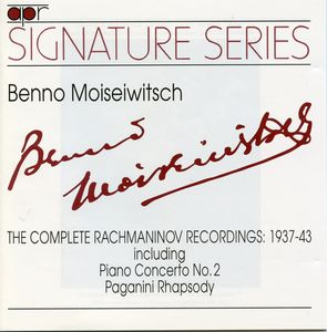 Complete Rachmaninov Recordings 1937-43