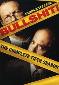Penn & Teller Bullshit: The Complete Fifth Season