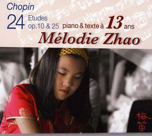 Chopin 24 Etudes at 13