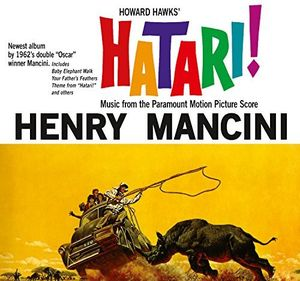 Hatari (Music From the Paramount Motion Picture Score) [Import]