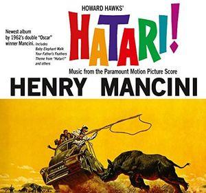 Hatari (Original Soundtrack) [Import]