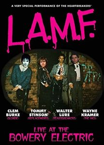 Lamf: Live At Bowery Electric
