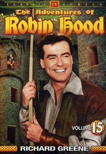 The Adventures of Robin Hood: Volume 15