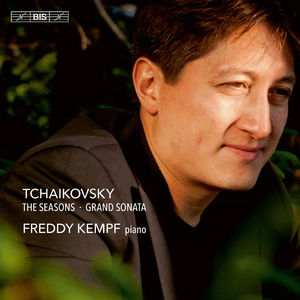 Tchaikovsky: The Seasons & Grand Sonata