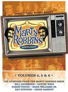 CFR Marty Robbins Spotlight, Vol. 4-6