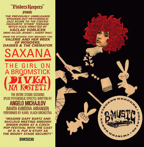 Saxana: The Girl on a Broomstick (Original Soundtrack)