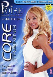 Dr. Teri Jory's Core Training Fusing Pilates, Dance and Martial ArtsWorkout