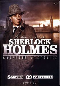 Sherlock Holmes: Greatest Mysteries Collection