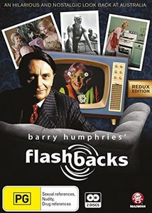 Barry Humphries' Flashbacks-The Complete Series [Import]