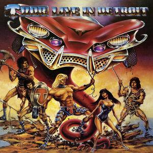 Live In Detroit 1985