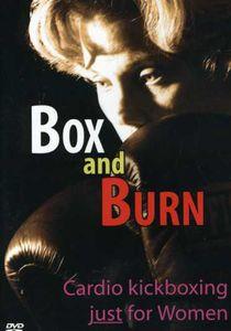 Cardio Kickboxing Just for Women: Box & Burn Work