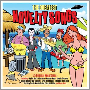 Greatest Novelty Songs [Import]
