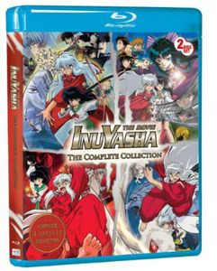 Inuyasha: The Movie the Complete Collection