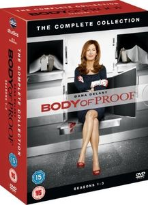 Body of Proof-Season 1-3 [Import]