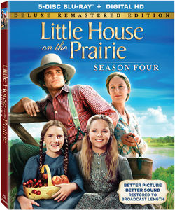Little House on the Prairie Season 4 Collection