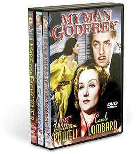 Carole Lombard Collection: My Man Godfrey /  Nothing Sacred /  Made for