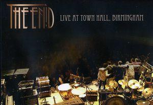 Live at Town Hall Birmingham