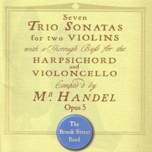 Seven Trio Sonatas Op 5