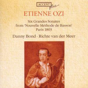 6 Grandes Sonates from Nouvelle Methode de Basson
