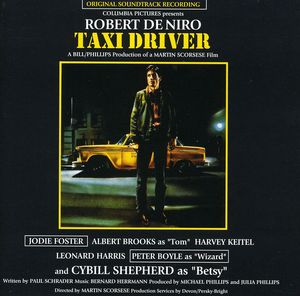 TAXI DRIVER /  O.S.T.