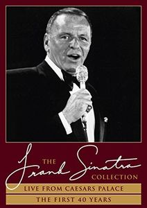 Frank Sinatra: Live From Caesars Palace /  The First 40 Years , Frank Sinatra