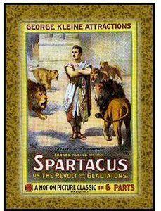 Spartacus 1913 /  Ben-Hur 1907