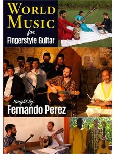 World Music for Fingerstyle Guitar [Import]
