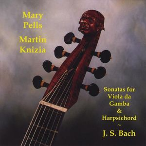 J.S.Bach Sonatas for Viola Da Gamba & Harpsichord