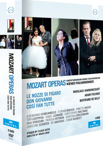 Staged By Claus Guth (Mozart - Daponte Opern - Staged by Claus Guth)