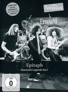 Rockpalast: Krautrock Legends: Volume 1