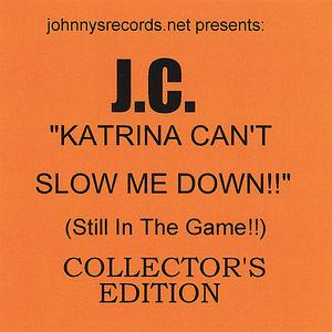 Katrina Can't Slow Me Down!