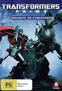 Transformers: Prime Advance on Cybertron [Import]