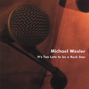 It's Too Late to Be a Rock Star EP