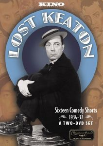 Lost Keaton: Sixteen Comedy Shorts 1934-37