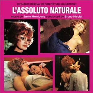L'Assoluto Naturale (Original Soundtrack) [Import]