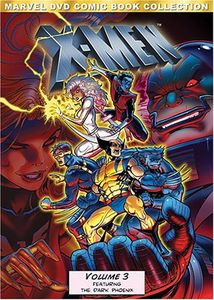 Marvel X-Men: Volume 3