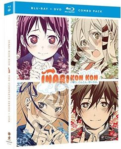 Inari Kon Kon: The Complete Series & Ova