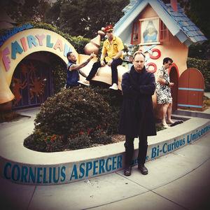 Cornelius Asperger and the Bi-Curious Unicorns