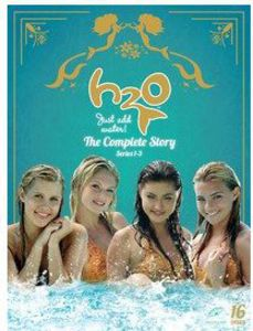 H2O Just Add Water-The Complete Story [Import]