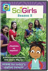 Scigirls: Season 3