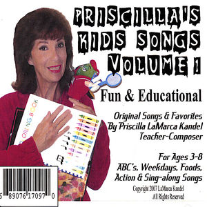 Priscilla's Kids Songs