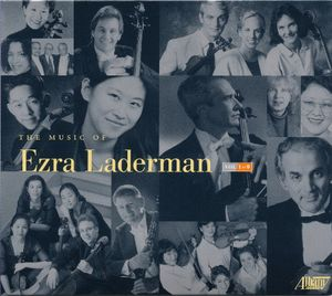 Music of Ezra Laderman 1-9