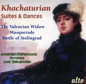 Suites & Dances /  Valencian Widow: Masquerade