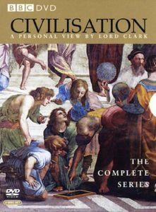Civilisation : Complete BBC Series (4 DVD Box Set) [Import]