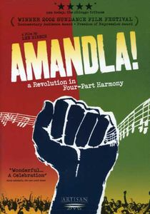 Amandla!: A Revolution in Four-Part Harmony