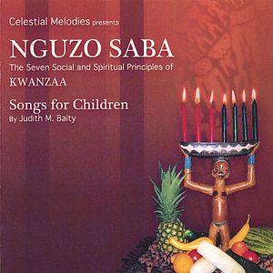Nguzo Saba-Kwanzaa Songs for Children